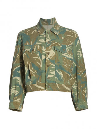 MOTHER The Fly Away Jacket e5295