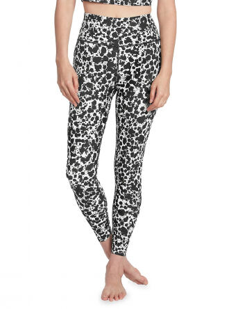 Sage Collective Women s Everyday Ink Spot Print Leggings e565