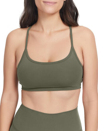 Sage Collective Women s Lived In Racerback Bralette e540