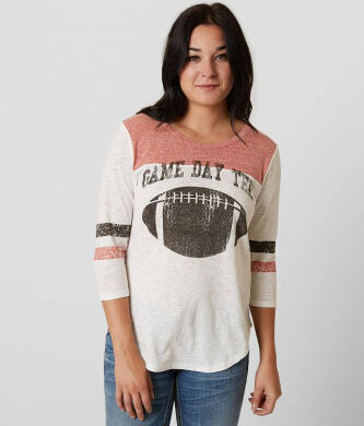 twine and stark Game Day T Shirt e526