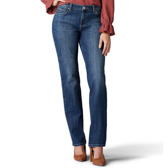 Women s Lee Relaxed Fit Straight Leg Jeans e544