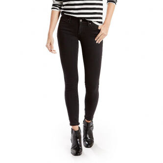 Women s Levi s 711 Skinny Fit Water Conscious Jeans e569